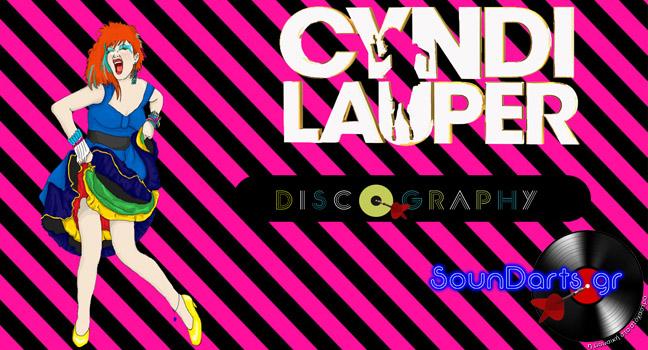 Discography & ID : Cyndi Lauper