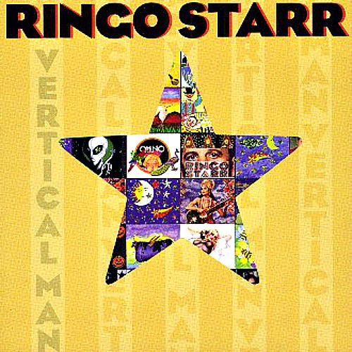 1998 – Vertical Man (Ringo Starr Album)