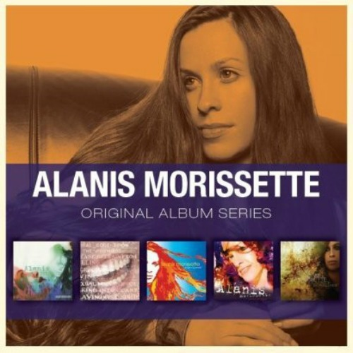 2012 – Alanis Morissette: Original Album Series (Box Set)