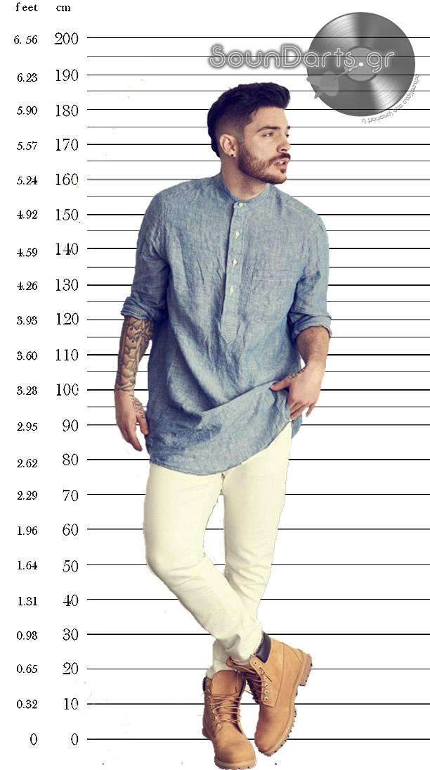 how tall is jon bellion