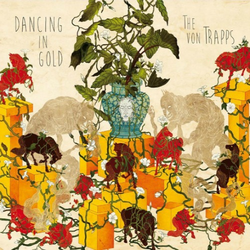 2015 – Dancing In Gold (The Von Trapps E.P.)