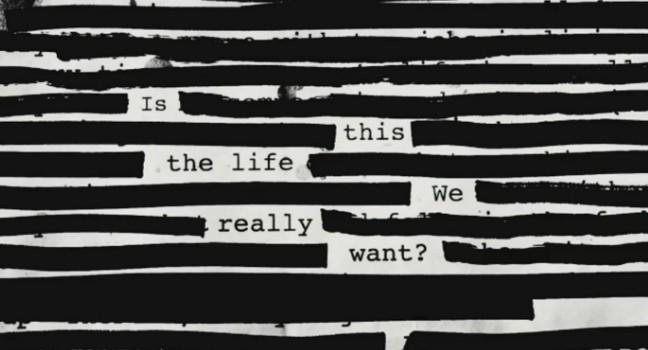 Teaser από το νέο Album του Roger Waters