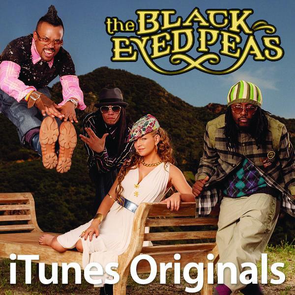 2005 – iTunes Originals – The Black Eyed Peas (Compilation)