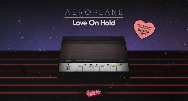 Νέο Τραγούδι | Aeroplane feat. Tawatha Agee - Love On Hold