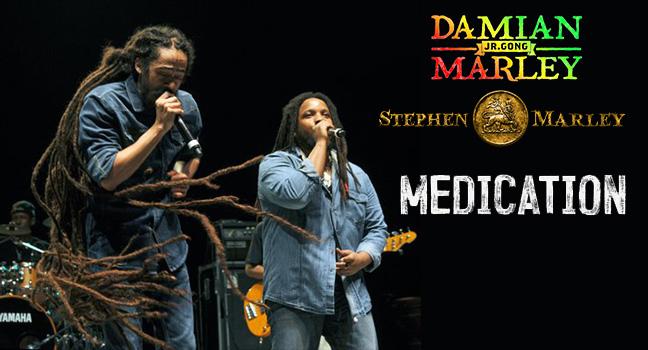 Νέα Συνεργασία | Damian Marley Feat. Stephen Marley – Medication