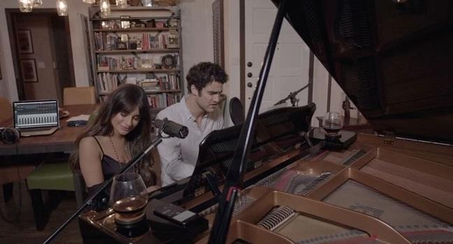 Νέα Συνεργασία | Darren Criss & Lea Michele – Lost Boys Life