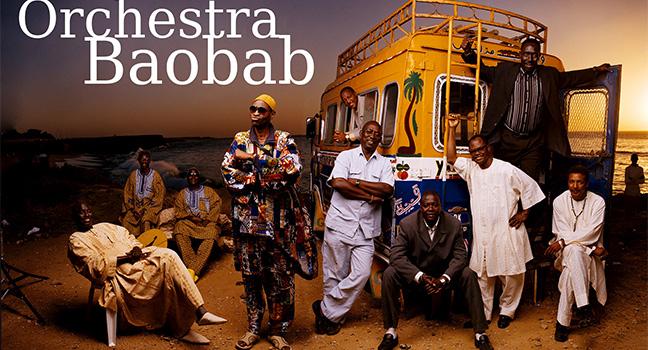 Νέο Τραγούδι | Orchestra Baobab – Sey