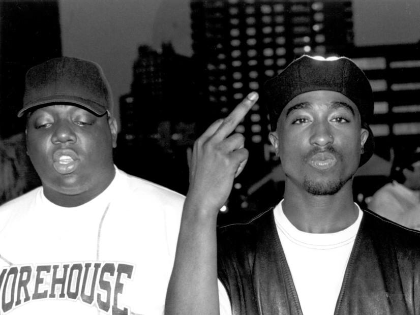 the notorious big 2pac soundarts