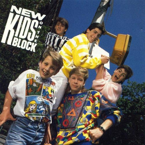 1986 – New Kids on the Block
