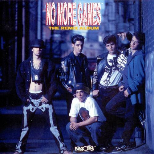 1990 – No More Games/The Remix Album (Compilation)