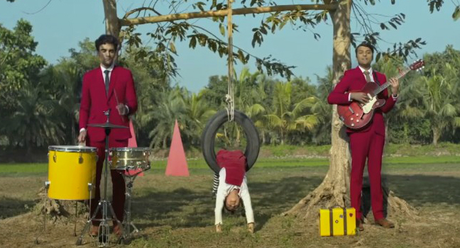 Νέο Τραγούδι & Video Clip | Parekh & Singh – Ghost