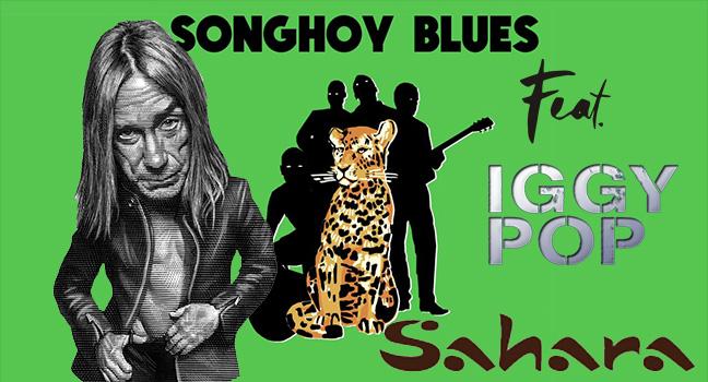 Νέο Τραγούδι | Songhoy Blues Feat. Iggy Pop – Sahara