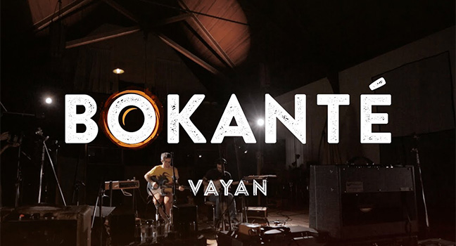 Νέο Video Clip | Bokanté – Vayan