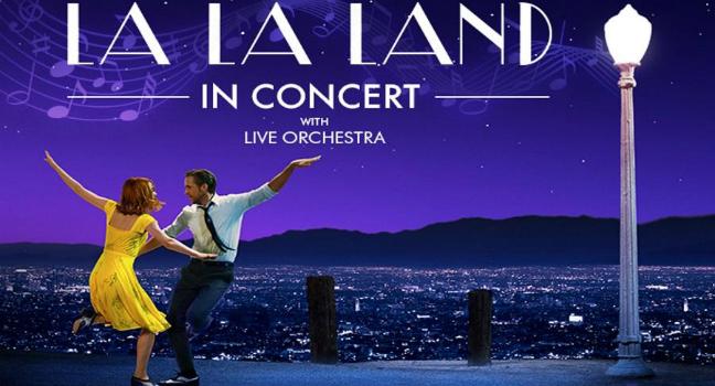 ΜΕΓΑΛΟΣ ΔΙΑΓΩΝΙΣΜΟΣ | Κερδίστε 3 διπλές προσκλήσεις για το La La Land In Concert!