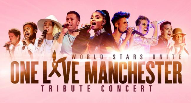 One Love Manchester | Μία τεράστια συναυλία φιλανθρωπικού χαρακτήρα
