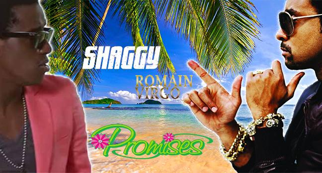 Νέα Συνεργασία | Shaggy Feat. Romain Virgo – Promises