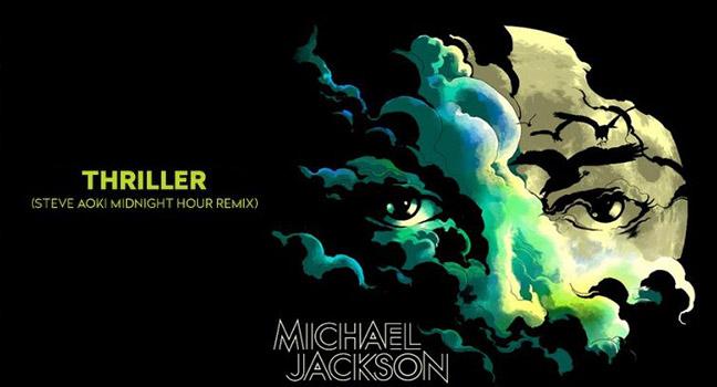 Νέο Remix | Michael Jackson – Thriller (Steve Aoki Midnight Hour Remix)