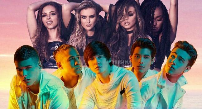 Νέο Remix | CNCO Feat. Little Mix – Reggaetón Lento (Remix)