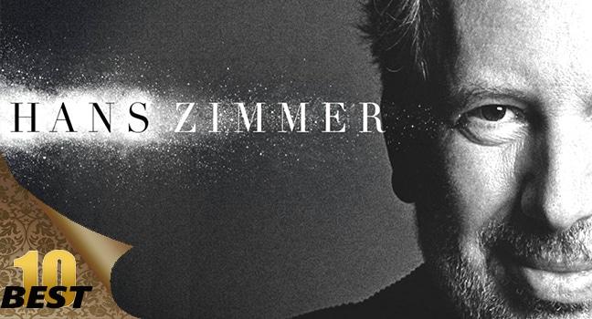 Best 10 | 10 αγαπημένες κινηματογραφικές συνθέσεις του Hans Zimmer