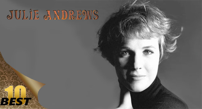 Best 10 | 10 αγαπημένα τραγούδια από τη Julie Andrews!