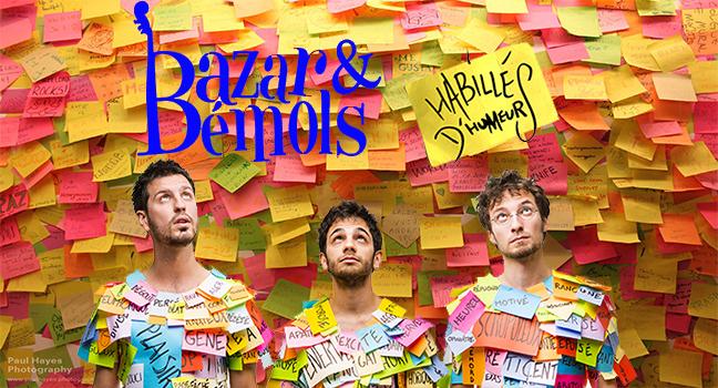 Νέο Album | Bazar & Bémols – Habillés D'humeurs