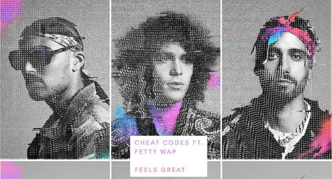 Νέα Συνεργασία   Cheat Codes Feat. Fetty Wap – Feels Great