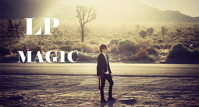 Ακυκλοφόρητο Τραγούδι   LP – Magic