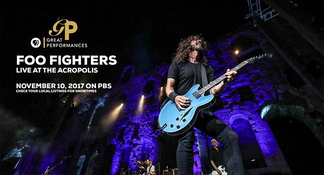 Νέο Video | Foo Fighters  – The Pretender (live At The Acropolis)