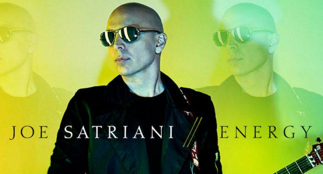 Νέο Τραγούδι | Joe Satriani – Energy