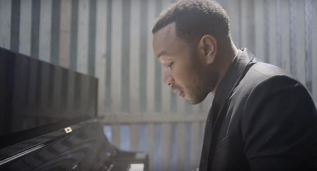 Νέο Video | John Legend – Signed, Sealed Delivered I'm Yours
