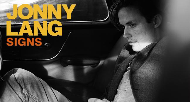 Νέο Album | Jonny Lang – Signs