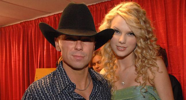 Νέα Συνεργασία | Kenny Chesney & Taylor Swift – Big Star