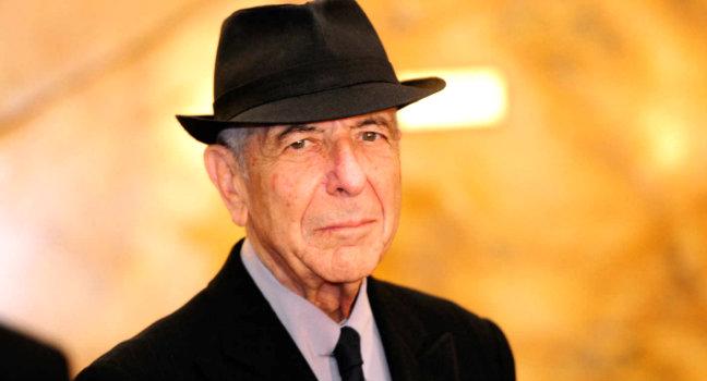 News   «The Flame» – Το τελευταίο βιβλίο του Leonard Cohen κυκλοφορεί το 2018
