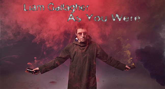Νέο Album | Liam Gallagher – As You Were