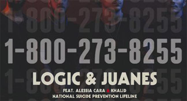 Νέα Version | Logic & Juanes Feat. Alessia Cara & Khalid – 1-800-273-8255 (Spanglish Version)