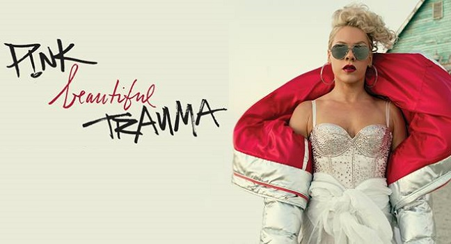 Νέο Album | P!nk – Beautiful Trauma