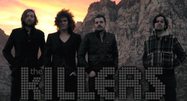 News   Για πρώτη φορά Album των The Killers στο Νο.1 του Billboard 200 Chart