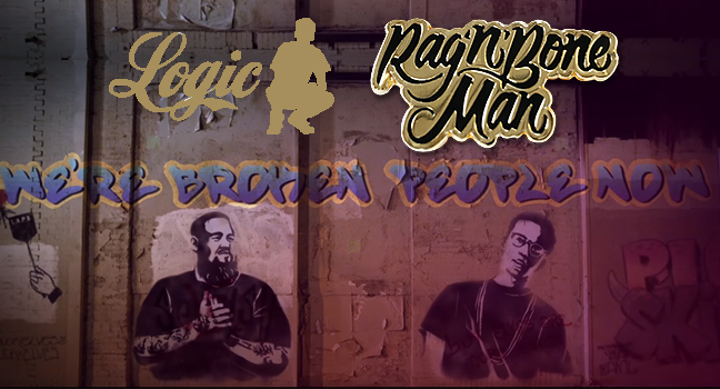 "Νέο Τραγούδι | Logic & Rag'n'Bone Man – Broken People (""Bright: The Album"")"