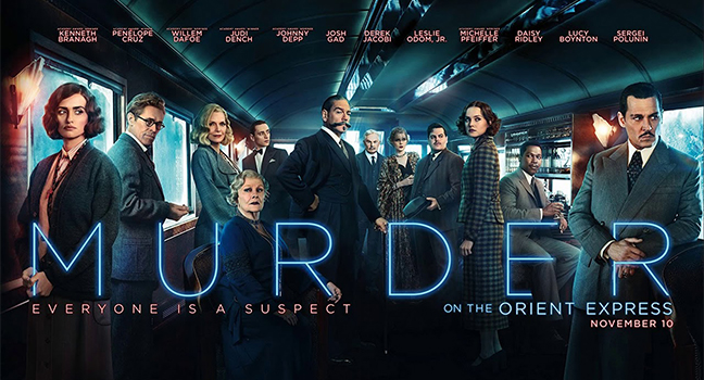 SounDtrack Your Life: Murder On The Orient Express