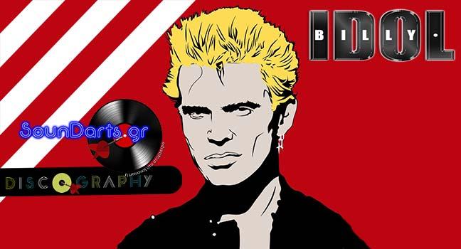 Discography & ID : Billy Idol