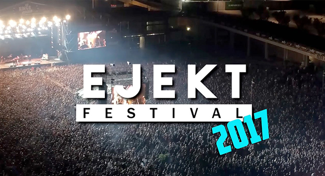 New Film   Ejekt Festival 2017 Official AfterMovie