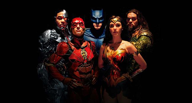 SounDtrack Your Life: Justice League