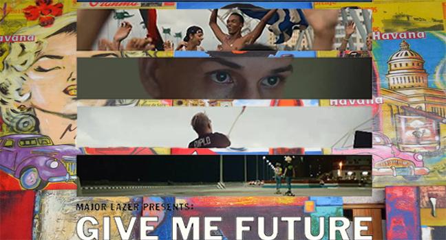 SounDtrack Your Life: Major Lazer Presents: Give Me Future
