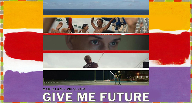 Νέα Συνεργασία | Major Lazer Feat. Azaryah – Love Life («Give Me Future» O.S.T.)