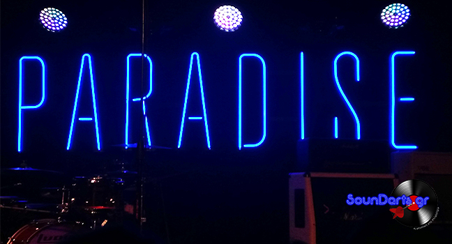 Paradise | Η Πάτρα καλωσόρισε το νέο Supergroup του Sivert Høyem!