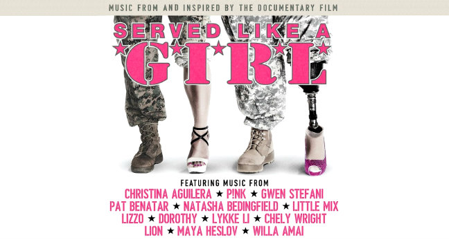 SounDtrack Your Life: Served Like A Girl