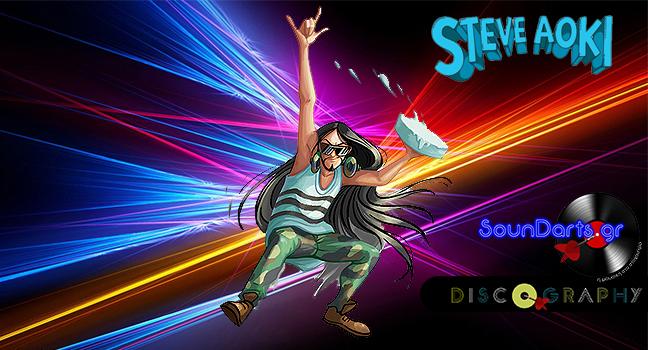 Discography & ID : Steve Aoki