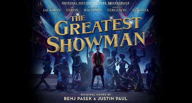 Νέα Τραγούδια | Cast Of «The Greatest Showman» – The Greatest Show & This Is Me