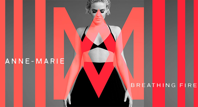 Νέο Single | Anne-Marie – Breathing Fire