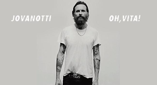 Νέο Album | Jovanotti – Oh, Vita!